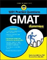 1,001 GMAT Practice Questions For Dummies-Consumer Dummies