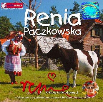 1,2,3... próba mikrofonu-Pączkowska Renia