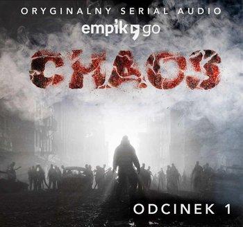 #1 Chaos. Oryginalny Serial Empik Go-Szmidt Robert J.