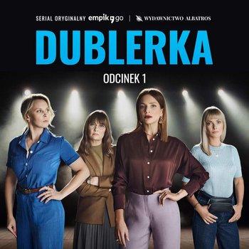 #1 Dublerka - Serial Oryginalny-Paris B.A., Mackintosh Sophie, Hannah Sophie, Brown Holly