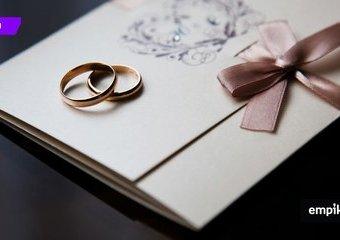 10 cytatów do zaproszeń ślubnych