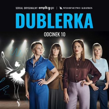 #10 Dublerka - Serial Oryginalny - Paris B.A., Mackintosh Sophie, Hannah Sophie, Brown Holly
