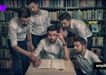 10 książek, które poleca Remigiusz Mróz