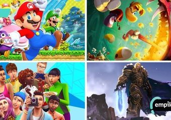 10 marca – Dzień Mario – kultowe gry z dzieciństwa w odświeżonej wersji