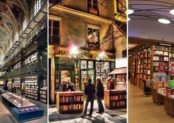 10 najciekawszych księgarni