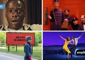 10 najważniejszych oscarowych filmów minionej dekady