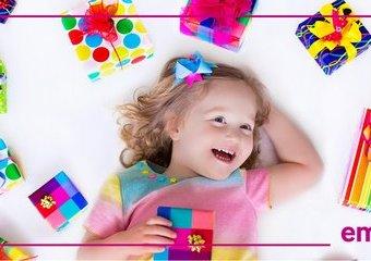 10 nietypowych prezentów na Dzień Dziecka