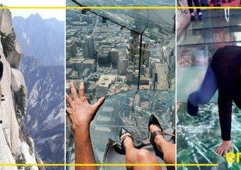 10 prawdopodobnie najbardziej przerażających atrakcji turystycznych na świecie