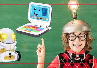 10 zabawek edukacyjnych, które nie odstraszą dziecka
