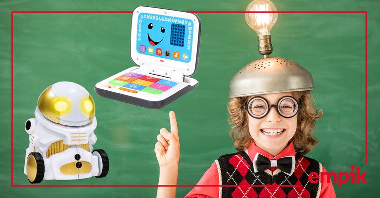 10 zabawek edukacyjnych, które nie odstraszą dziecka EMPIK.COM