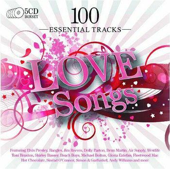 100 Essential Love Songs-Fleetwood Mac, Bolton Michael, Moyet Alison, Simon & Garfunkel, Blood, Sweat & Tears, Presley Elvis, Day Doris, The Human League, Beach Boys, Dean Martin