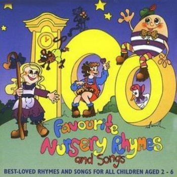 100 Favourite Nursery Rhymes and Songs-Various Artists