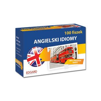 100 fiszek. Angielski idiomy-Opracowanie zbiorowe