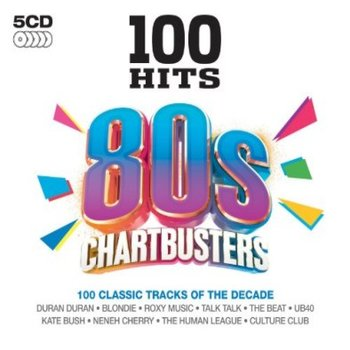 100 Hits 80s Chartbusters-Various Artists