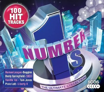 100 Hits Number 1s -Various Artists, Simply Red, Cocker Joe, Summer Donna, Middle of the Road, T. Rex, Goombay Dance Band, La Roux, Fatboy Slim, New Kids On The Block, Black Eyed Peas, Vanilla Ice
