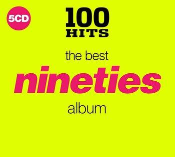100 Hits The Best Nineties Album-Jamiroquai, Houston Whitney, Backstreet Boys, Martin Ricky, Bolton Michael, Spears Britney, Lopez Jennifer, Cypress Hill, McLachlan Sarah, Miles Robert