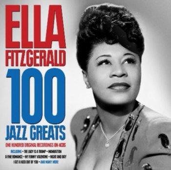 100 Jazz Greats-Fitzgerald Ella