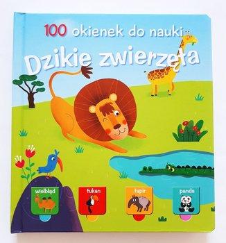 100 okienek. Dzikie zwierzęta-Opracowanie zbiorowe