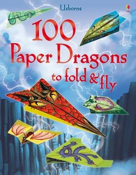 100 Paper Dragons to fold and fly-Baer Sam