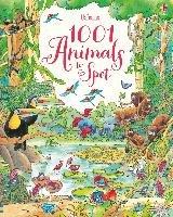 1001 Animals to Spot-Brocklehurst Ruth, Davidson Susanna