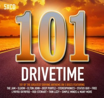 101 Drivetime - The Moody Blues, Deep Purple, Status Quo, Thin Lizzy, Moore Gary, Stereophonics