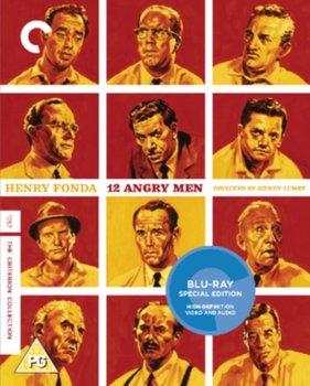 12 Angry Men - The Criterion Collection (brak polskiej wersji językowej)-Lumet Sidney