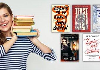 12 książek, o których zaraz wszyscy zaczną mówić