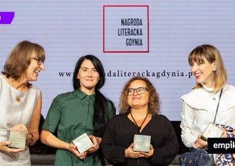 14. edycja Nagrody Literackiej GDYNIA – kto zdobył laury?