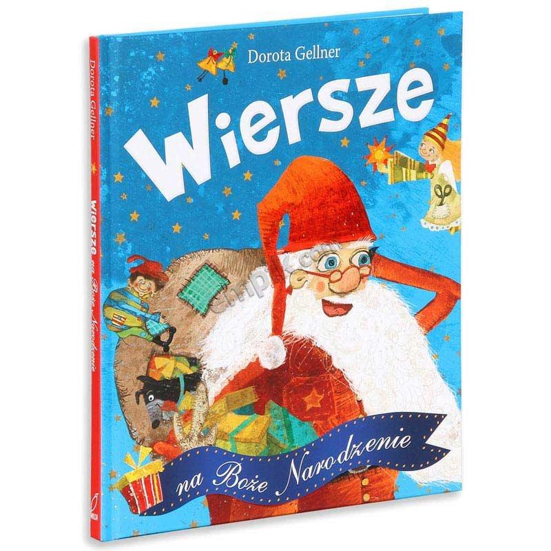 Wiersze Na Boże Narodzenie Gellner Dorota Książka W