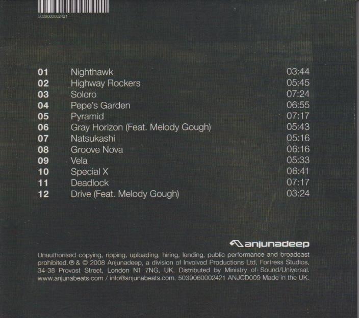 Jaytech - Groove Nova / Deadlock
