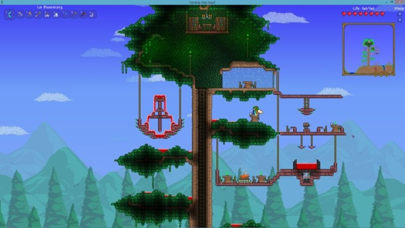 how to make an anvil in terraria xbox 360