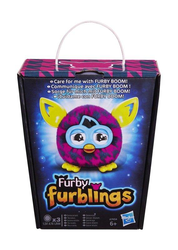 Furbisie Boom Sunny, zabawka interaktywna Purple ...