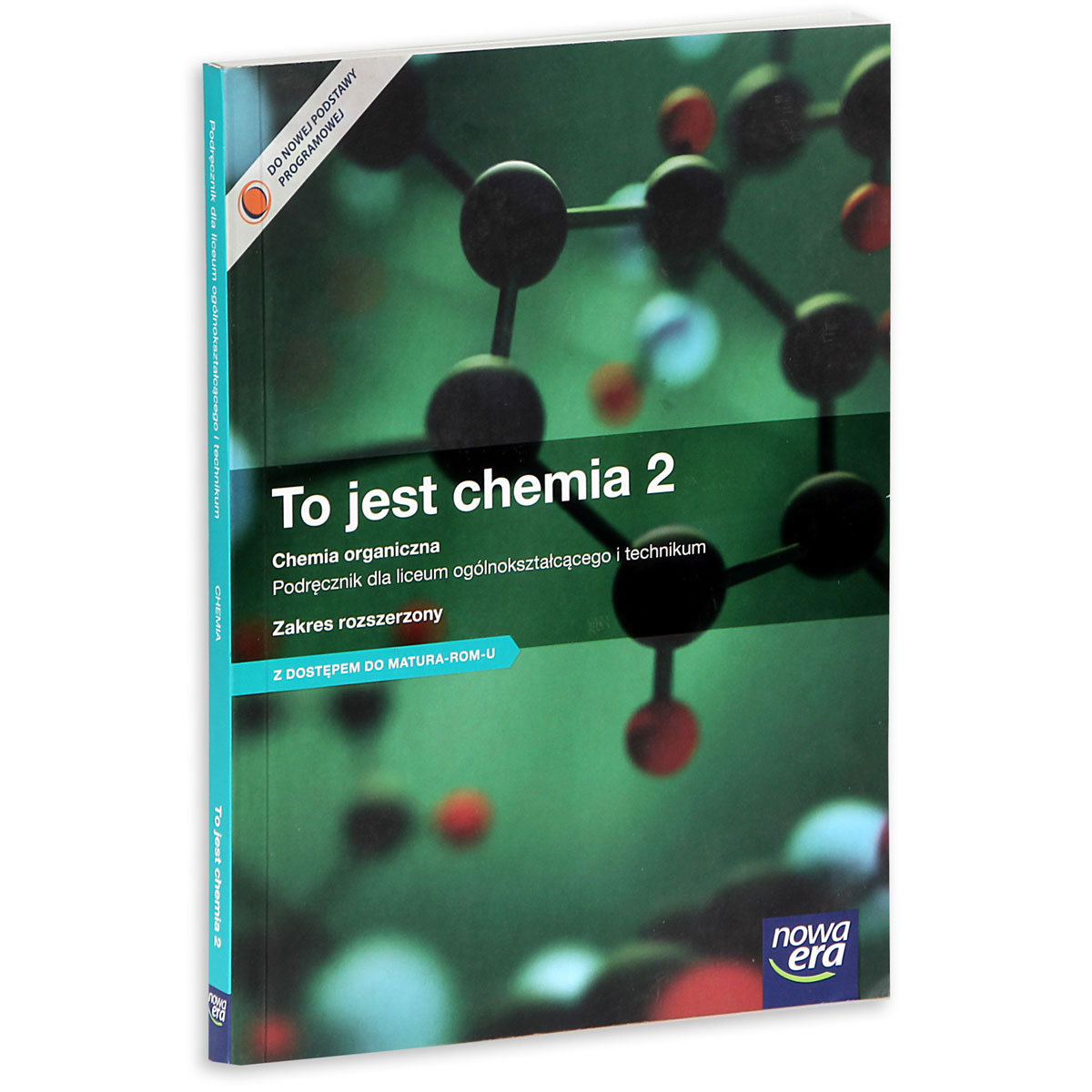 chemia w pigułce liceum