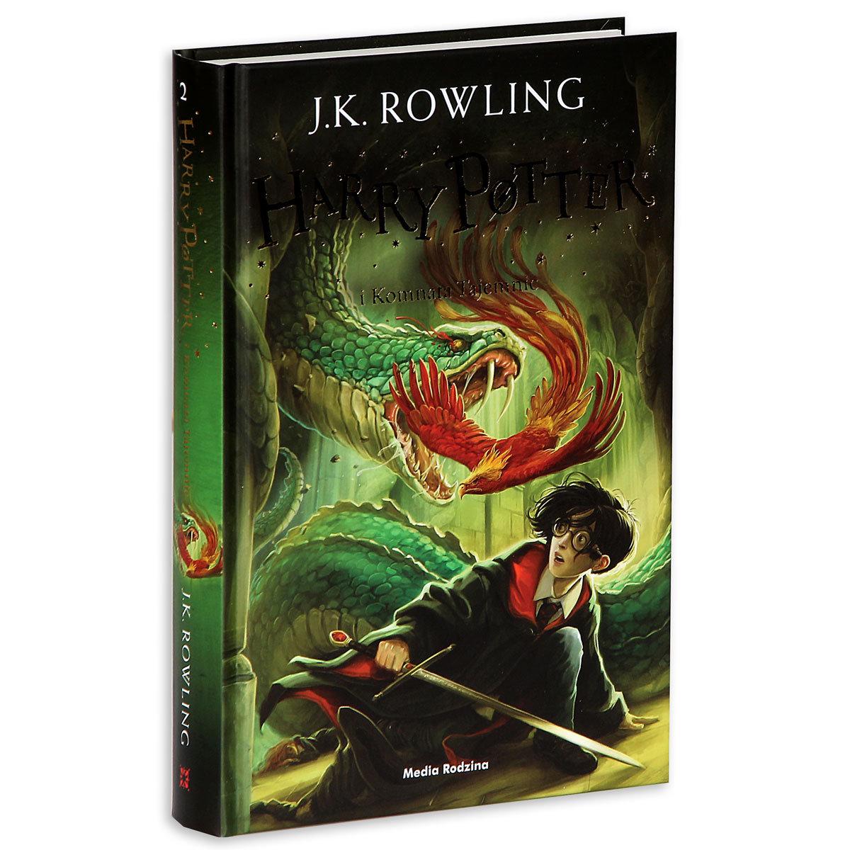 Harry Potter I Komnata Tajemnic Tom 2 Rowling J K Ksiazka W Sklepie Empik Com