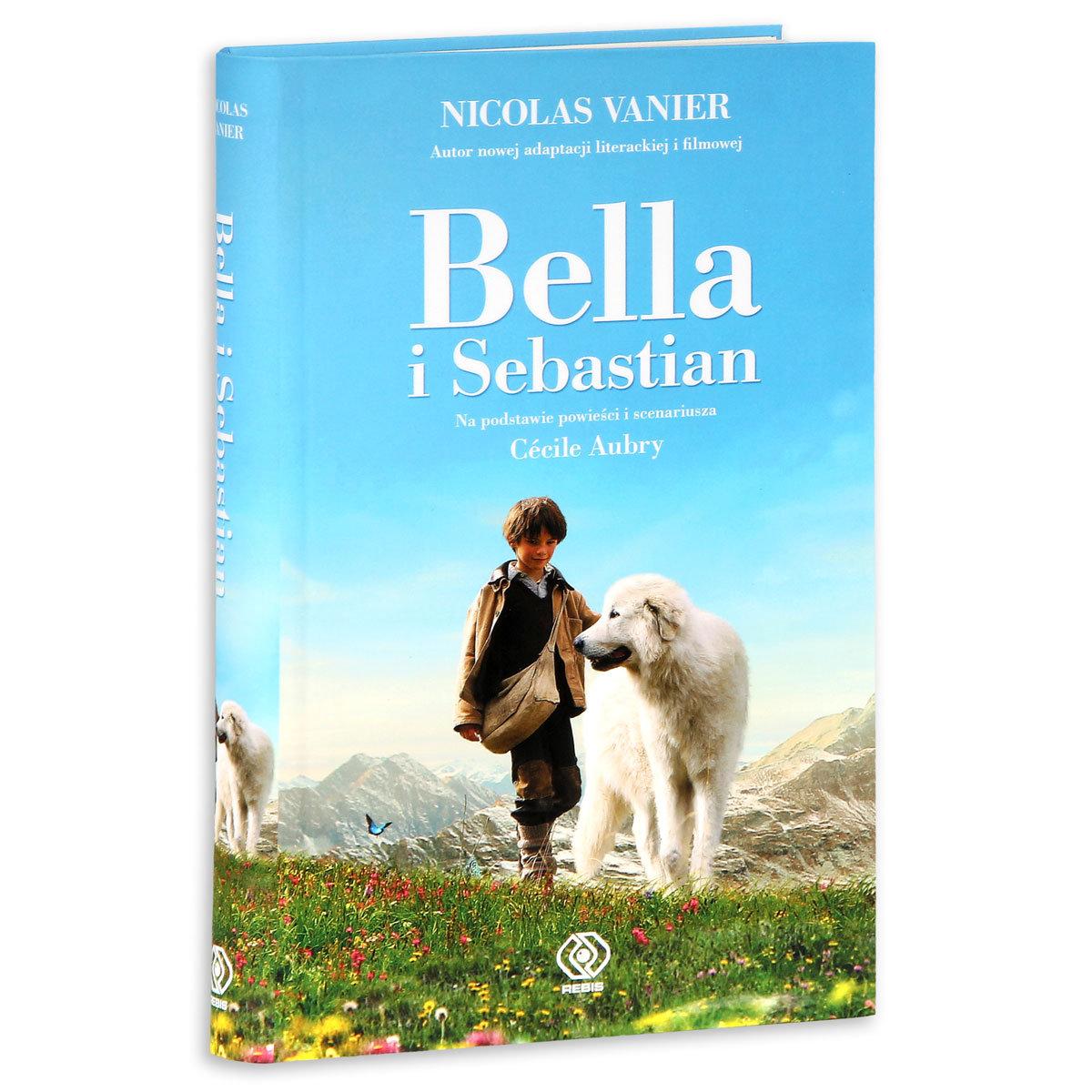 Znalezione obrazy dla zapytania bella i sebastian książka