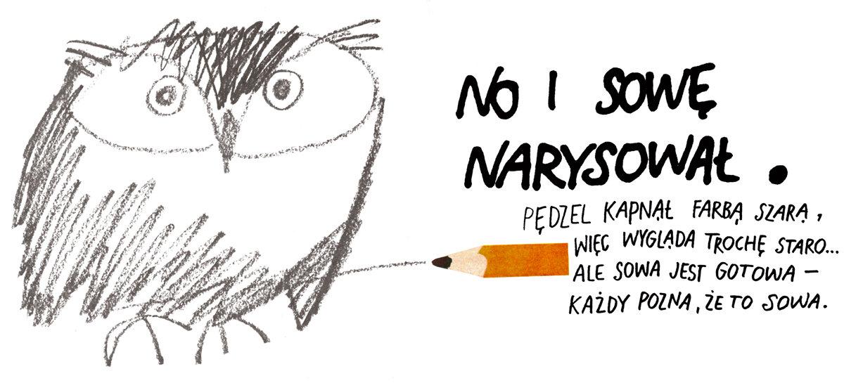 Wędrówka Pędzla I Ołówka Terlikowska Maria Książka W