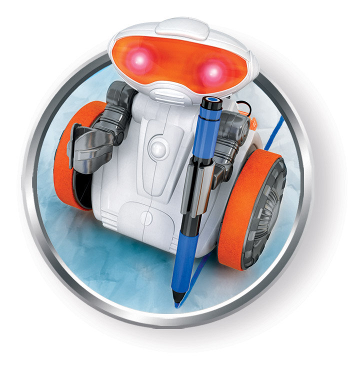 Clementoni, zabawka interaktywna Robot Mio - Clementoni | Sklep EMPIK.COM