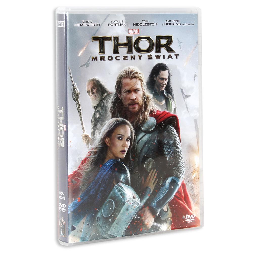 Thor: Mroczny świat (DVD) - Taylor Alan  Filmy Sklep EMPIK.COM