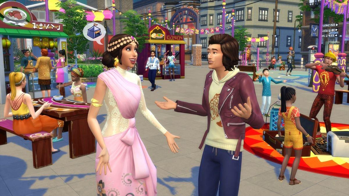 PC randki Sims angielski milionerzy witryn randkowych