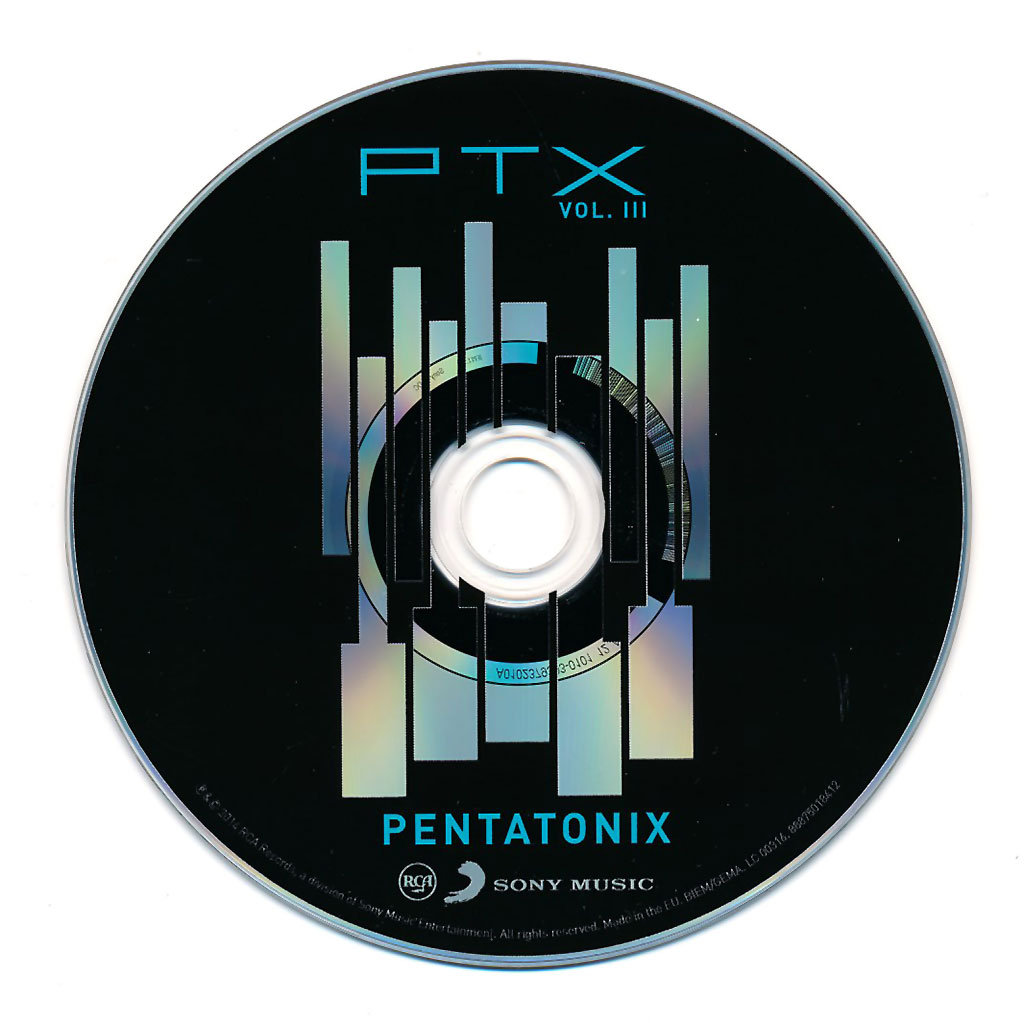 PTX. Volume 3 - Pentatonix