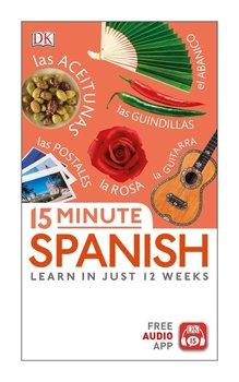 15 Minute Spanish-Opracowanie zbiorowe