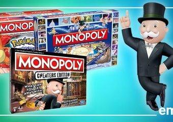 15 niezwykłych edycji Monopoly. Znasz je?