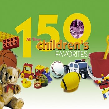 150 All Time Children's Favorites-The Countdown Kids