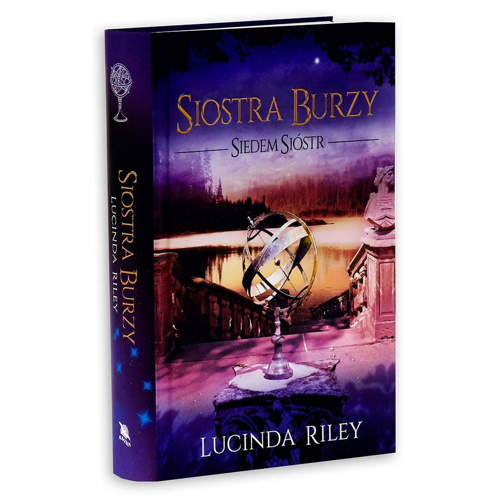 """Znalezione obrazy dla zapytania: Siostra burzy Autor: Lucinda Riley"""""""
