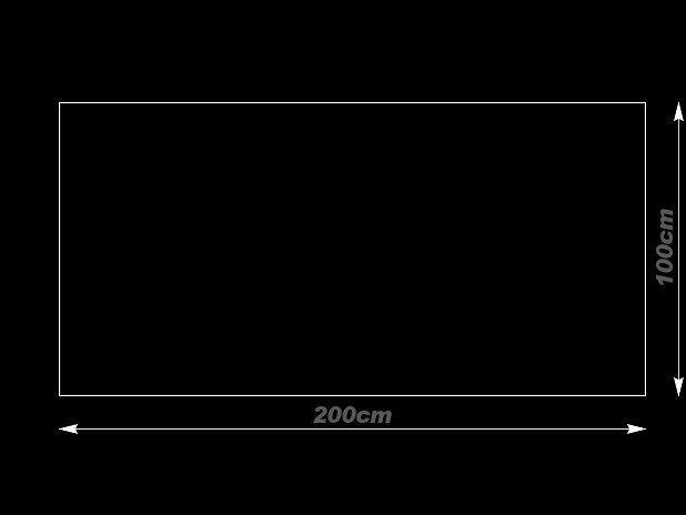 Cytaty Dziecko To Spełnienie Wszystkich Marzeń Naklejka ścienna 200x100 Cm