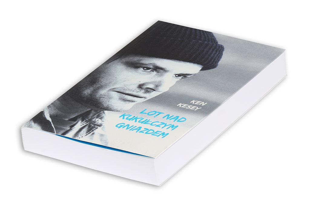 Lot nad kukułczym gniazdem Kesey Ken   Książka w Sklepie