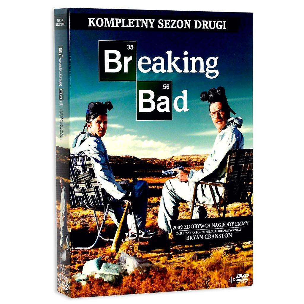 Breaking Bad. Sezon 2 dvd