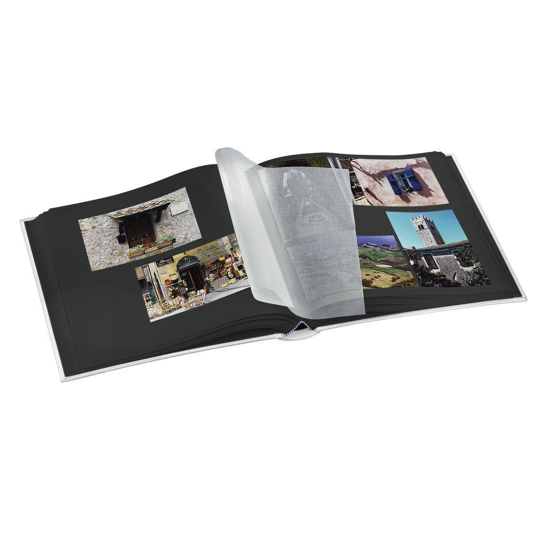 Jumbo La Fleur Album Na Zdjecia 100 Stron Bialo Czarny Hama