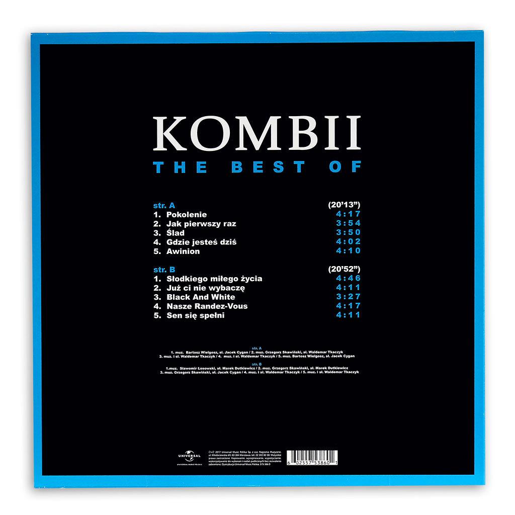 The Best Of Kombii Kombii Muzyka Sklep Empik Com