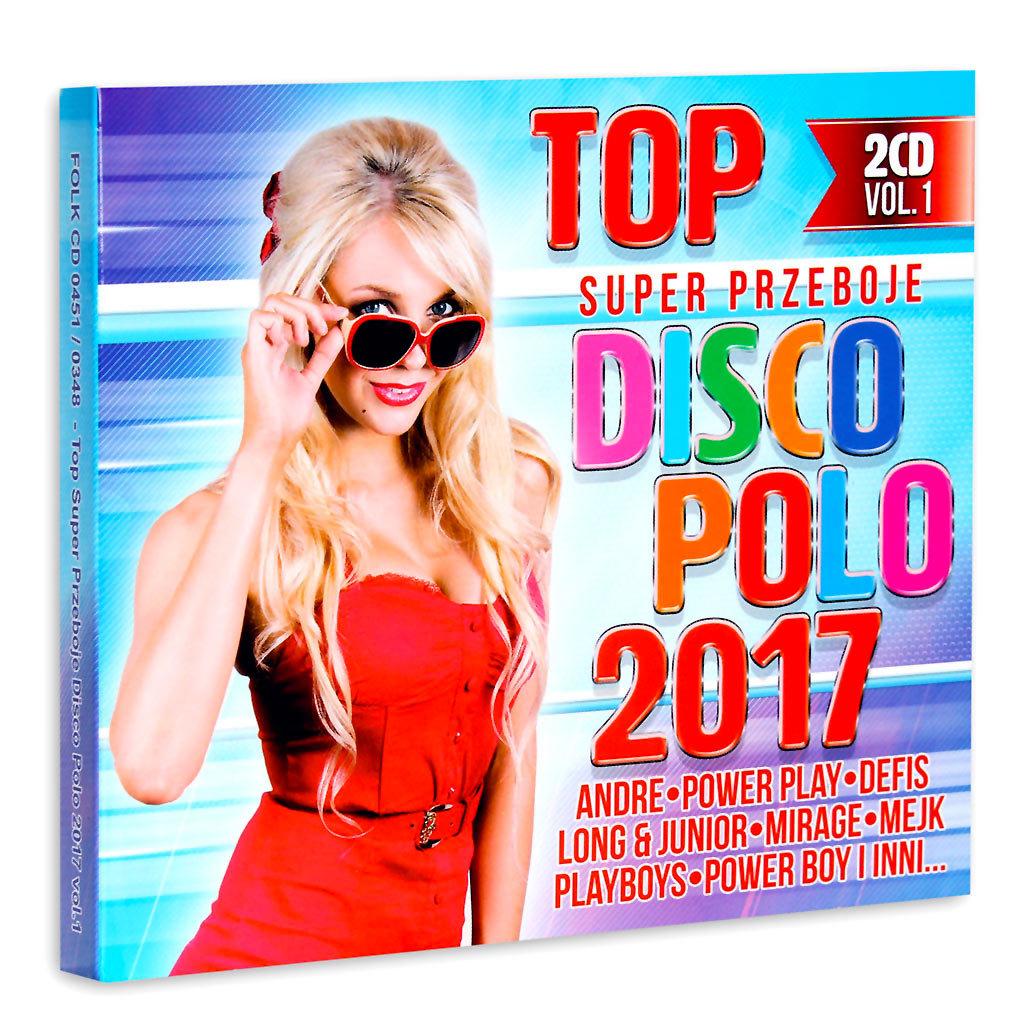 Top super przeboje disco polo. Volume 1 - Various Artists